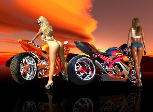 Max Bikes Hot Cars Bikes And Women